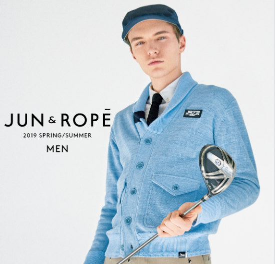 Jun&Rope メンズ ジュンロペ メンズ ゴルフウェア メンズ ゴルフウェア 栄 ゴルフウェア 伏見 ゴルフウェア 名古屋 ショップ
