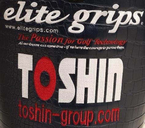 プロゴルファー TOSHIN所属 ゴルフ 男子プロ 沖縄 男子プロ エリートグリップ