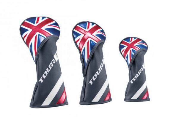 全英オープン TOUR B メジャーコレクション ヘッドカバー ゴルフ ヘッドカバー 全英モデル