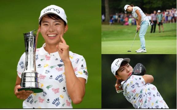 全 英 オープン ゴルフ 2019 女子