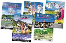 ジャパンゴルフツアー ポスター